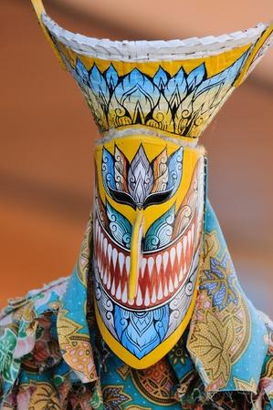 Phi Ta Khon, Ghost festival in de noordoostelijke provincie Loei, Thailand
