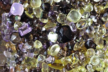 Vaus beautiful Thai gem for background  Stock Photo - 23950544