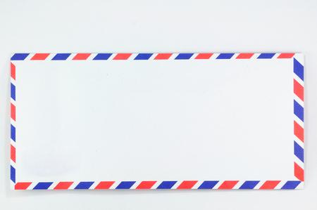 Single long air envelope, classic