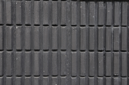 black block: Pared de bloque negro, patr�n de la casa 's.