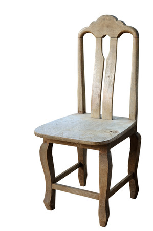vintage chair: Vintage chair made from real wood.