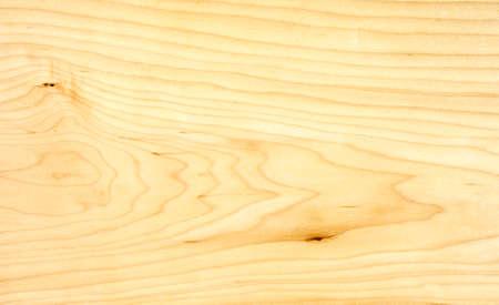 veneer: yellow maple veneer Stock Photo