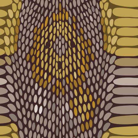 Snake python skin texture.
