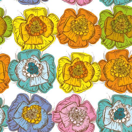 elegance: Elegance Seamless pattern  Illustration