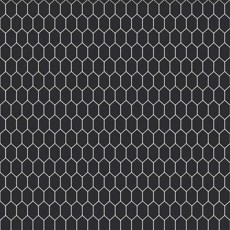 snakeskin: Snake skin texture. Seamless pattern black on white background. Vector illustration