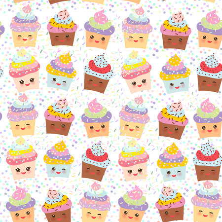 Kawaii Cupcake Stock Photos Royalty Free Kawaii Cupcake Images