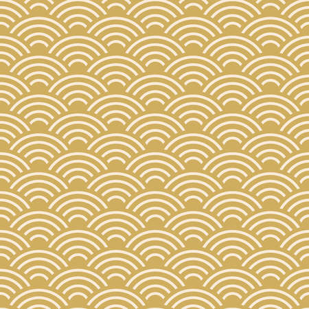 Abstract scales pattern