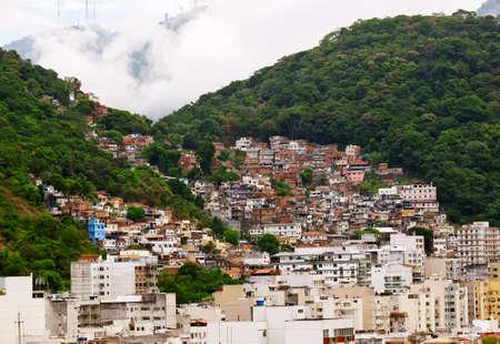 underprivileged: Favela di Rio de Janeiro