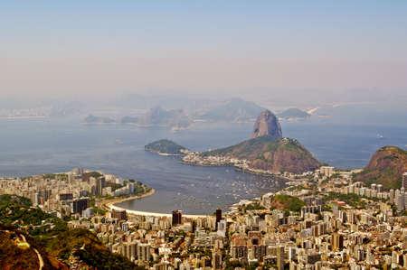 The mountain Sugar Loaf in Rio de Janeiro