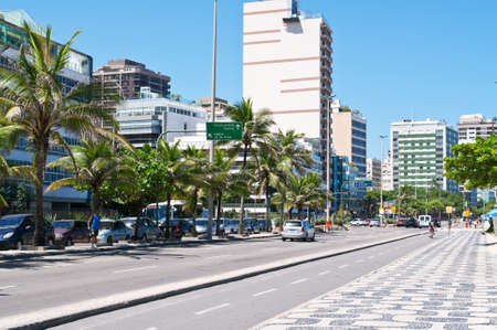 rio de janeiro: Ipanema in Rio de Janeiro