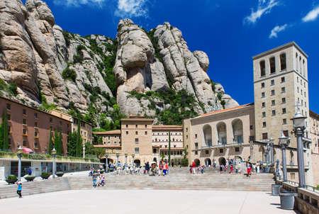 catolic: Montserrat is a mountain near Barcelona, in Catalonia