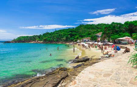 Azeda Beach in Buzios, Rio de Janeiro. Brazil