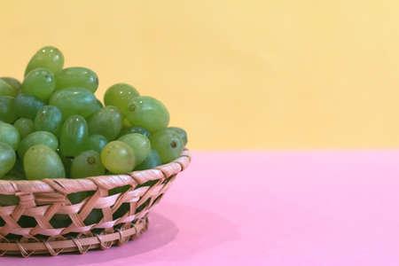 green grape Archivio Fotografico - 117369835