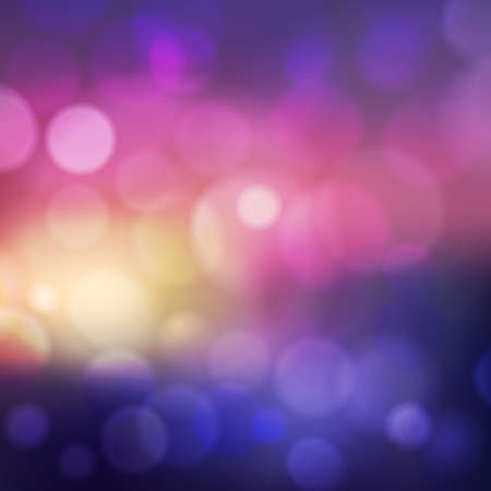 dappled: Bokeh effect on the blurred background. Abstract vector composition with dappled light and color. Can be used as background for your design.