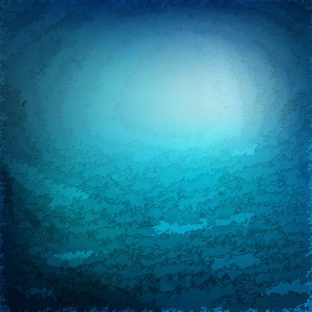 obscurity: Blurred dark blue background with abstract texture