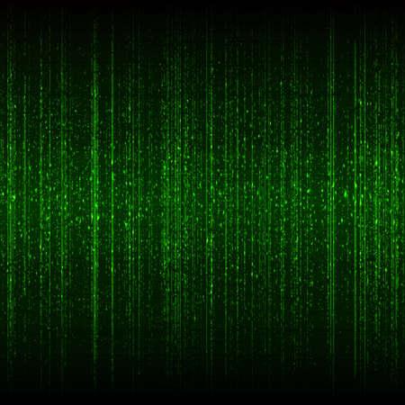 Vert foncé grunge Vecteurs
