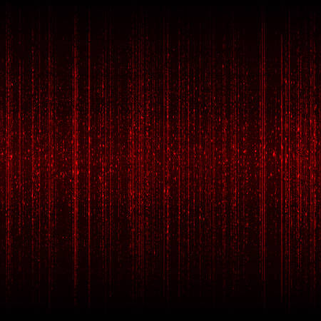 red grunge: Dark red grunge background Illustration