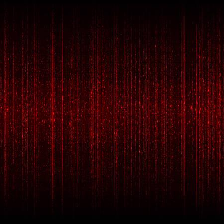 Dark red grunge background Illustration
