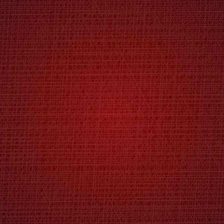 cloth texture: Dark red cloth texture background. Vector illustration Illustration