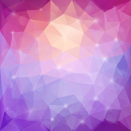purple abstract background: Purple Design Templates. Geometric Triangular Abstract Modern Vector Background.