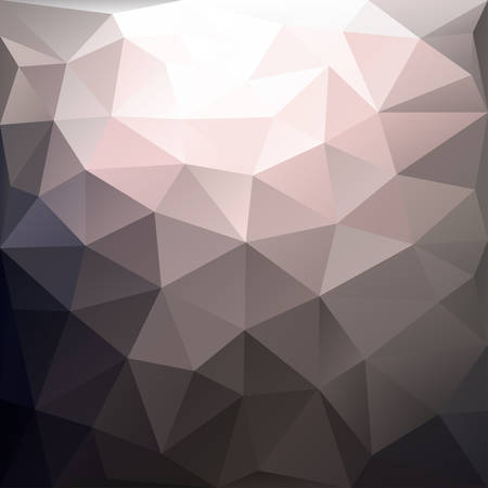 imposition: Triangle pattern background. Monochrome mosaic banners. Vector illustration