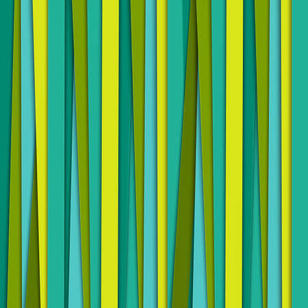 blue green background: Abstract blue, yellow and green striped background