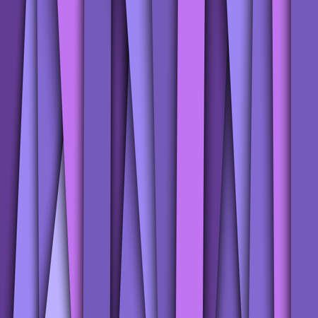 Abstract violet and purple rectangle shapes background