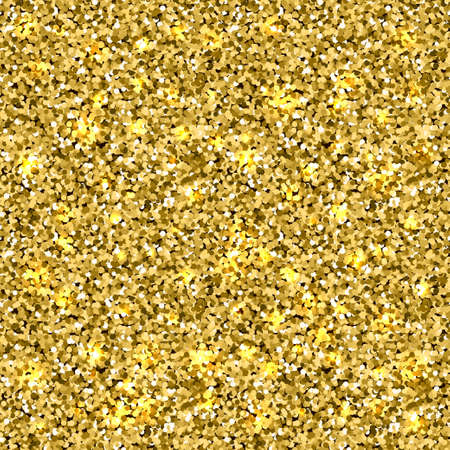 Shimmer background, seamless gold texture