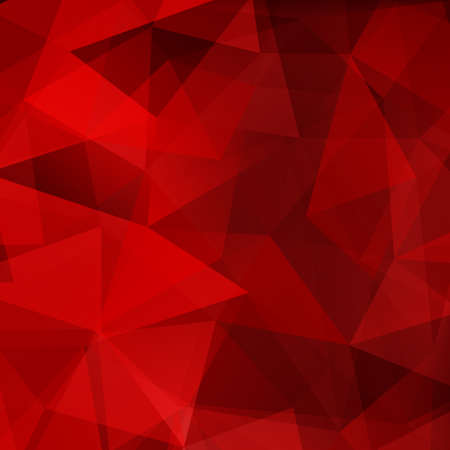 Abstract triangle colorful bright mosaic background. Vector illustration Illustration