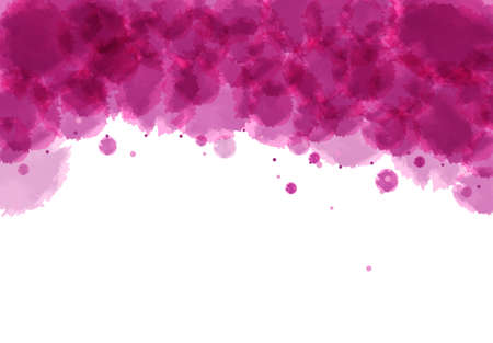 Abstract dark pink background with imitation watercolor stains Stok Fotoğraf - 112157172