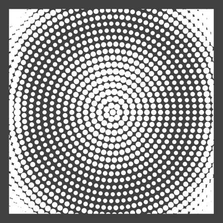 Abstract background with halftone effect, monochrome colors Stok Fotoğraf - 112157186