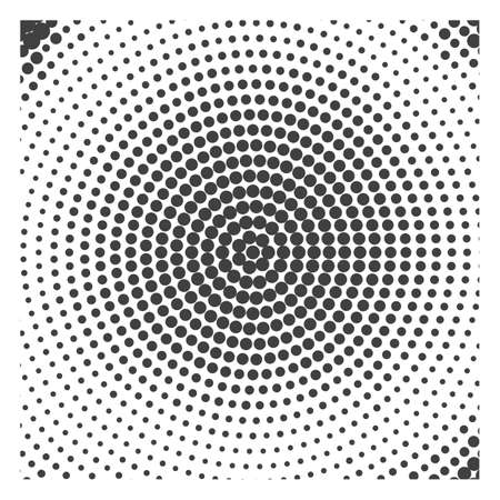Abstract background with halftone effect, monochrome colors Stok Fotoğraf - 112082096