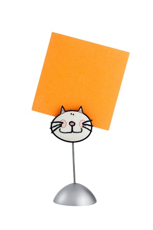 Paper holder in the form of a cat  photo