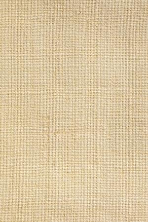 Lienzo de lino de textura de fondo Foto de archivo