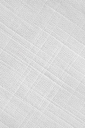 White linen canvas texture background Stock Photo - 13056688