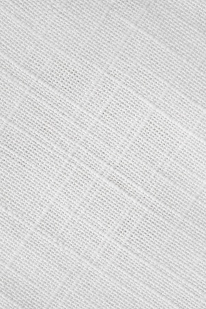 White linen canvas texture background Stock Photo - 13056688