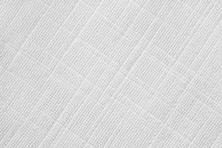 woven surface: White linen canvas texture background