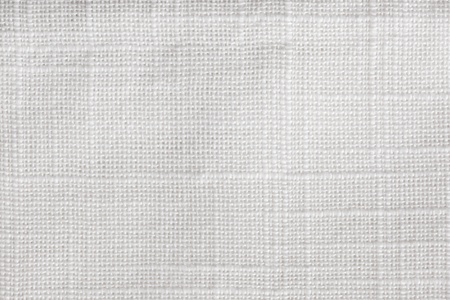 White linen canvas texture background Stock Photo - 13218249