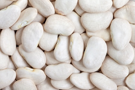 Lima Bean texture background  Large beans with a buttery flavor and starchy texture   photo