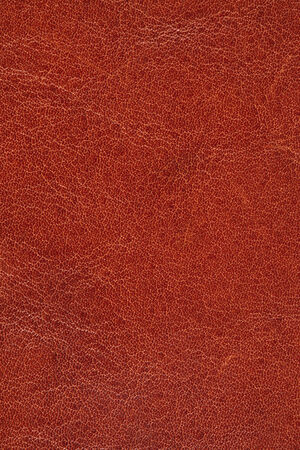 Brown leather texture for background photo