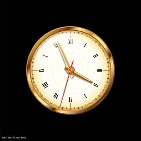 Golden vector clock Vector