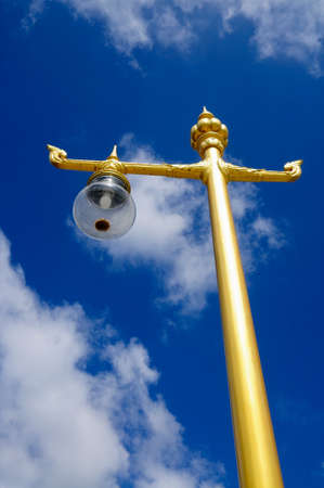 lampost: Lamp post