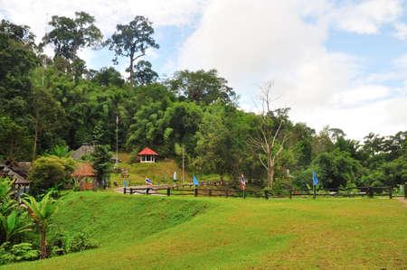 soi: poo soi dao, national park, thailand Stock Photo