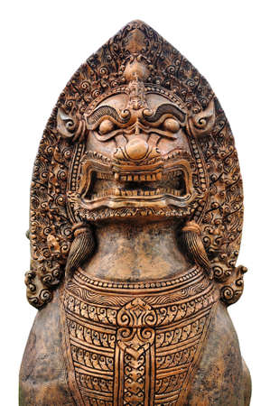 Singha sculpture photo