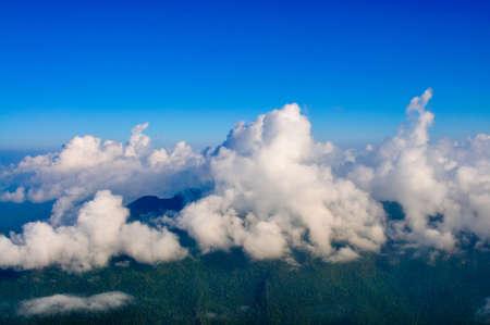 dao: scene of Chiang Dao mountain, Thailand