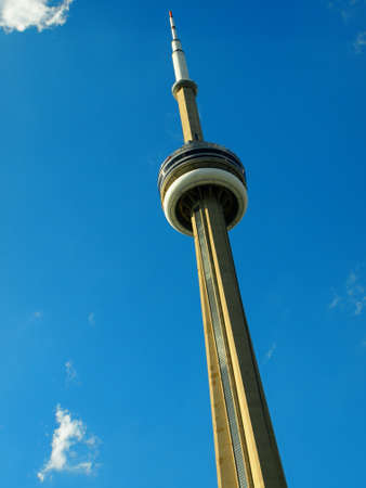 CN Tower, The landmark of Toronto, Canada Stock Photo - 14428800
