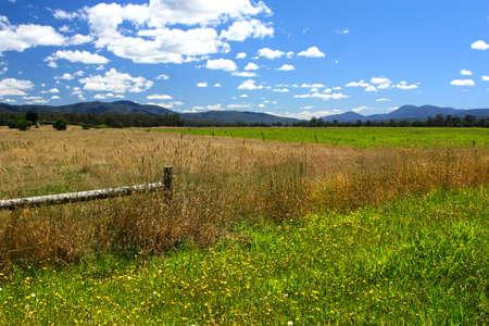 kiama: view of countryside near Kiama NSW Australia