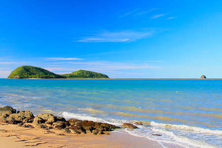 qld: Double Island off Palm Cove QLD Australia