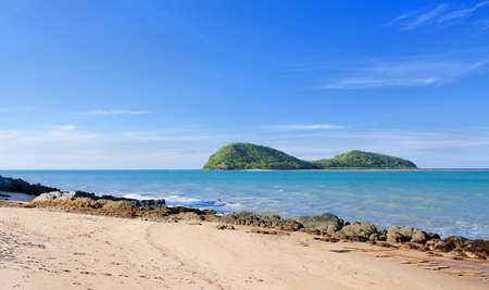 Double Island 25 minute north of Cairns Australia photo