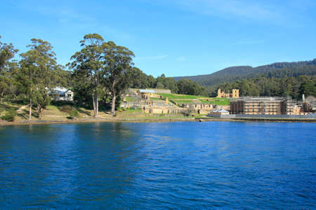 penal: Tassy Port Authur Penal Settlement Australia